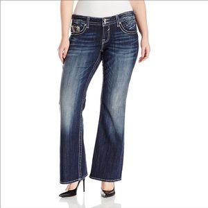 Vigoss The Chelsea Boot Cut Mid Rise Jeans 31